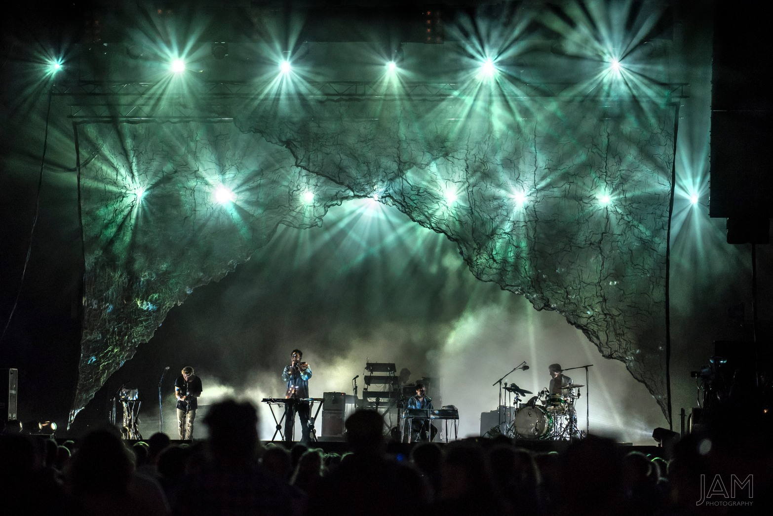 GRIZZLY BEAR - GREEN MAN FESTIVAL
